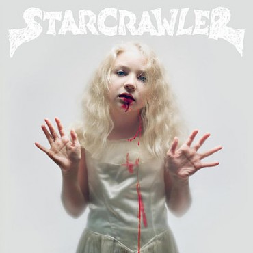 Starcrawler ‎– Starcrawler Lp White Vinyl Limited Edition indie Records Shops