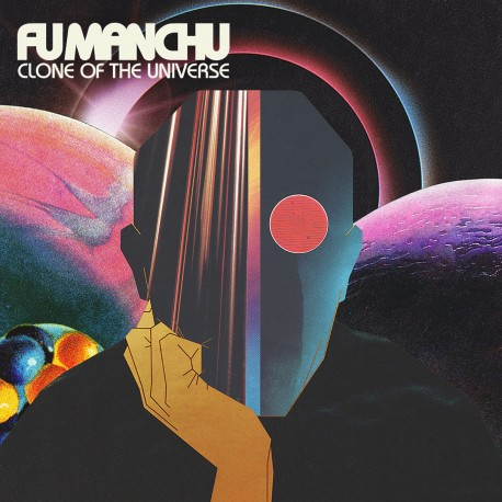 Fu Manchu - Clone Of The Universe Lp Vinilo Nuevo Álbum