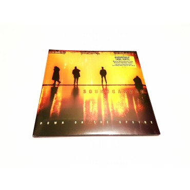 Soundgarden - Down On The Upside LP 180 Gram Vinyl ( Remastered from original analog tapes)