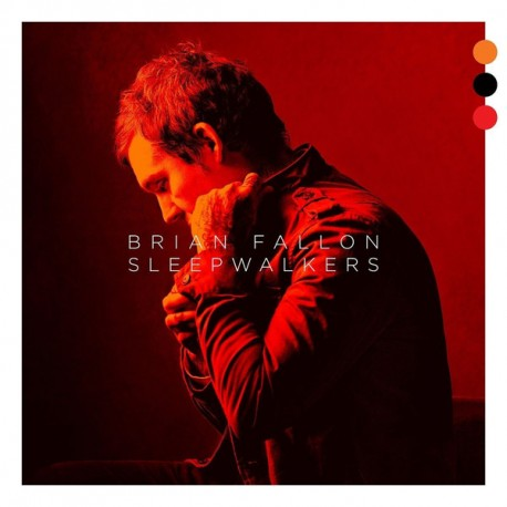 Brian Fallon – Sleepwalkers 2 LP Doble Vinilo Nuevo Álbum