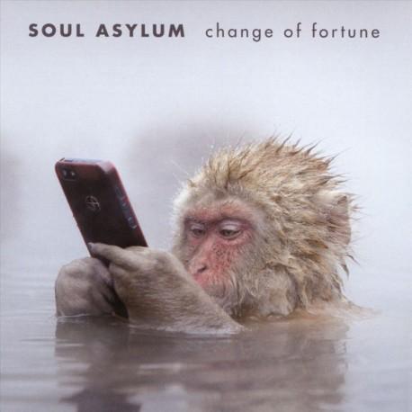 Soul Asylum – Change Of Fortune Lp Vinilo