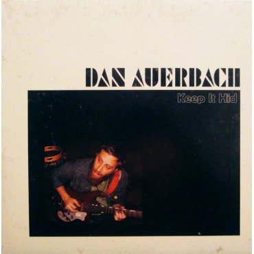 "Dan Auerbach – Keep It Hid LP + CD Vinilo Portada Gatefold ""Tip On"""
