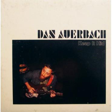 "Dan Auerbach – Keep It Hid LP + CD Vinyl Gatefold Sleeve ""Tip On"""