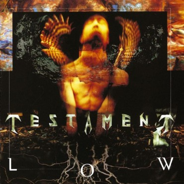 Testament ‎– Low Lp Orange Vinyl Limited Edition