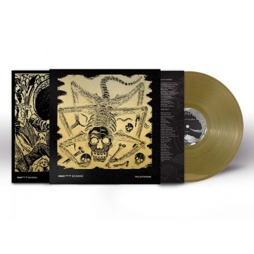 Offspring - Ixnay On The Hombre Lp Vinilo Dorado Edición Limitada
