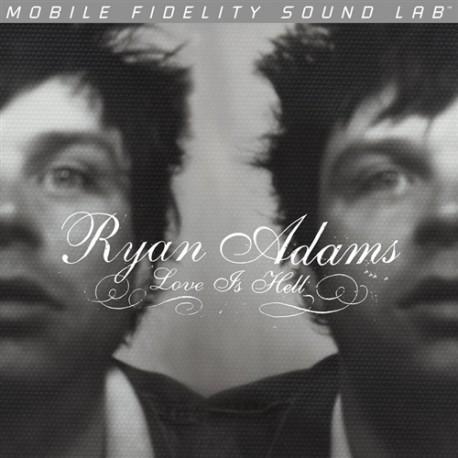 Ryan Adams - Love Is Hell 3 Lp Vinilo Box Set MOFI Numerado