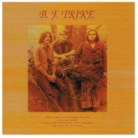 B.F Trike - B.F Trike Lp Vinyl Reissue On Atlas Records