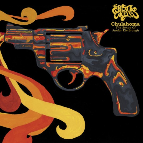 The Black Keys ‎– Chulahoma Lp Vinilo Negro