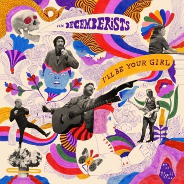 Decemberists - I'll Be Your Girl Lp White Vinyl Limited Edition
