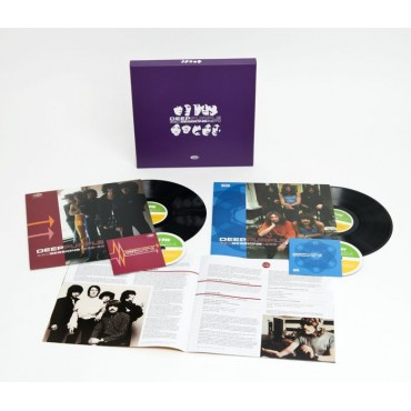 Deep Purple ‎– BBC Sessions 68/70 2 Lp Double Vinyl + 2 Cd Box Set
