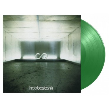 Hoobastank - Hoobastank Lp Green Vinyl Limited Edition Of 1000 Copies