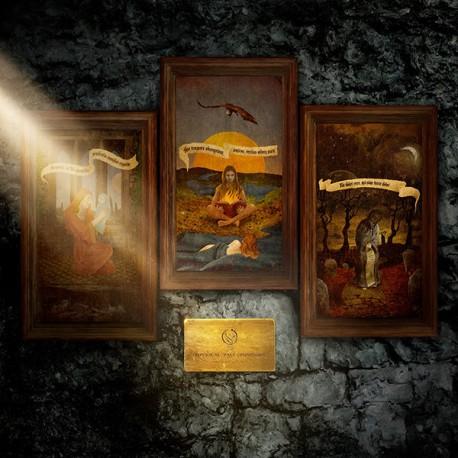 Opeth – Pale Communion 2 Lp Vinilo Negro En 180 Gramos Portada Gatefold