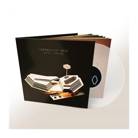 Arctic Monkeys - Tranquility Base Hotel & Casino Lp Vinilo Transparente Edición Limitada Pre Pedido