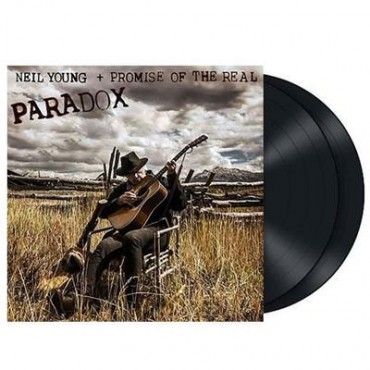 Neil Young + Promise Of The Real ‎– Paradox 2 Lp Doble Vinilo Incluye libreto De 20 Páginas