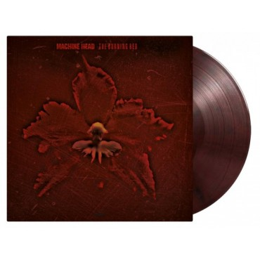 Machine Head - The Burning Red Lp Vinilo Rojo/Negro En 180 Gramos Editado Por Music On Vinyl