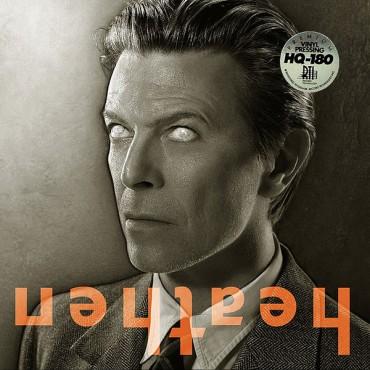 David Bowie - Heathen Lp Vinilo Azul Portda Tri-Fold Edición Limitada De 180 Gramos Editado Por Friday Music