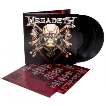 Megadeth - Killing is my business ... and business is good - The final kill 2 Lp Vinil Doble Portada Gatefold