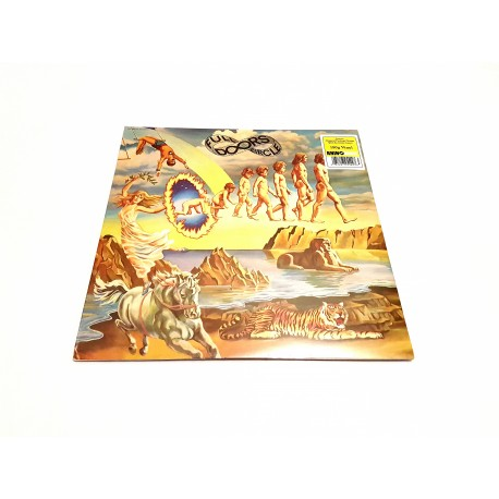 The Doors - Full Circle Lp Vinyl 180 Gram (With Zoetrope Insert)
