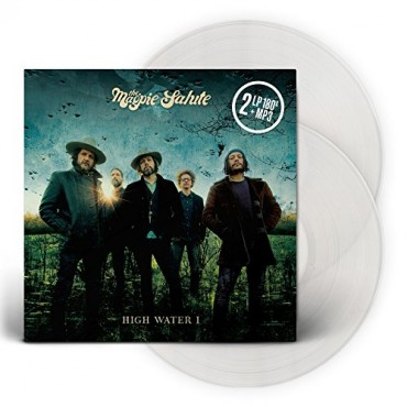 Magpie Salute - High Water 1 2 Lp Doble Vinilo Transparente Edición Limitada Pre Pedido
