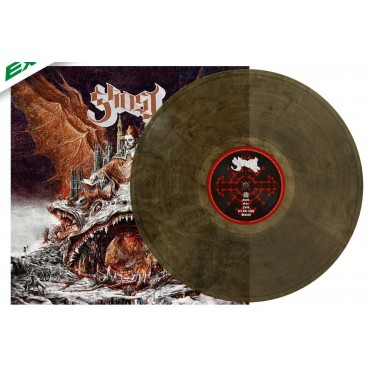Ghost – Prequelle Lp Black/Clear Swirl Vinyl Limited Edition Of 300 Copies