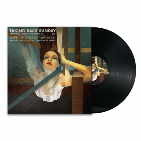 Taking Back Sunday - Taking Back Sunday Lp Vinilo