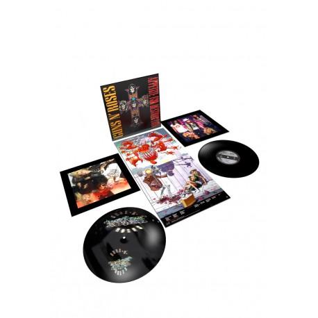 Guns N' Roses – Appetite For Destruction 2 Lp Doble Vinilo De 180 Gramos Edición Limitada