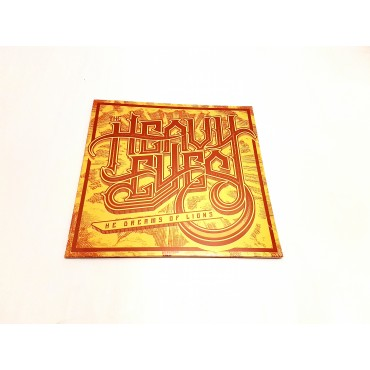 The Heavy Eyes - He Dreams Of Lions Lp Vinyl (Clear) Limited