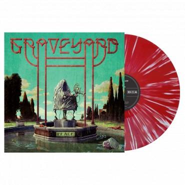 Graveyard - Peace Lp Vinil Splatter (Vermell/Blanc) Edició Limitada a 2500 Copies