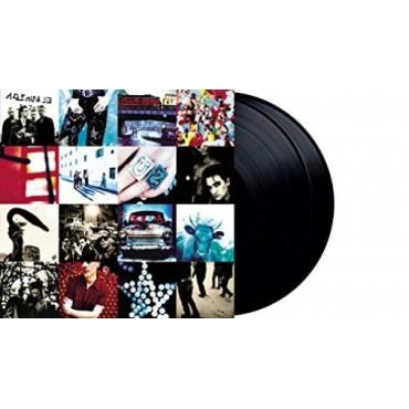 U2 - Achtung Baby 2 Lp Vinilo Doble En 180 Gramos