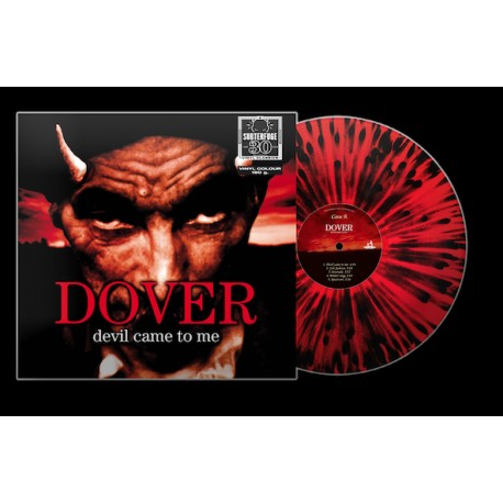 Dover - Devil Came To Me Lp Vinilo De Color Edición Limitada