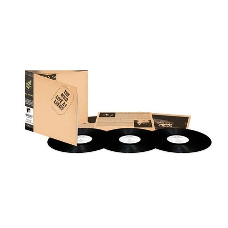 The Who - Live at Leeds 3 Lp Triple Vinilo Edición Limitada Deluxe