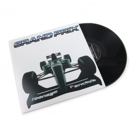 Teenage Fanclub ‎– Grand Prix Lp + Single Vinilo De 180 Gramos Reedición 2018