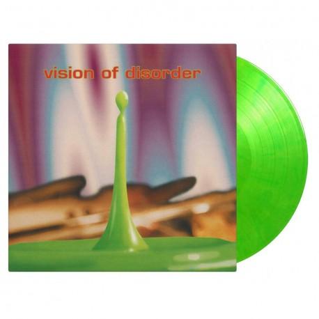 Vision Of Disorder - Vision Of Disorder Lp Vinilo Verde De 180 Gramos Edición Limitada De 1000 Copias Music On Vinyl