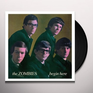 The Zombies ‎– Begin Here Lp Vinilo De 180 Gramos Editado Por Repertoire Records