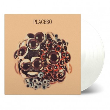 Placebo (Belgium) - Ball Of Eyes Lp Vinilo Blanco De 180 Gramos Edición Limitada a 1000 Copias MOV