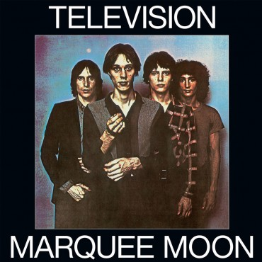 Television ‎– Marquee Moon 2 Lp Double Blue Vinyl Limited Edition