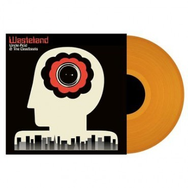 Uncle Acid & the Deadbeats - Wasteland Lp Vinilo Color Naranja Edición Limitada