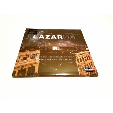 Lazarus - Original New York Cast (David Bowie) 3 Lp Vinyl