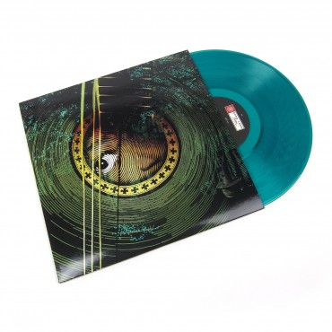Masters Of Reality - Deep In The Hole Lp Green Vinyl Limited And Numbered Edition Of 1000 Copies