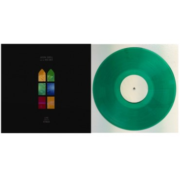 Jason Isbell And The 400 Unit – Live From The Ryman 2 Lp Double Green Vinyl Limited Edition