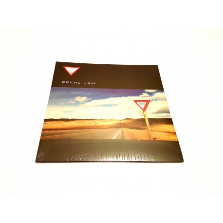 Pearl Jam - Yield Lp Vinyl Die Cut Cover includes Yield Sticker
