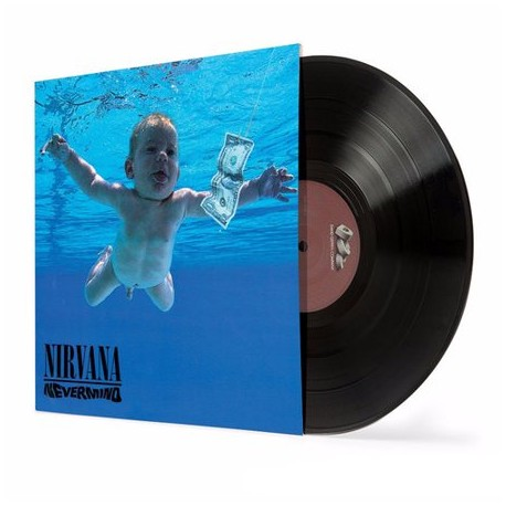 Nirvana - Nevermind Lp Vinilo 180 Gram (Incluye Download)