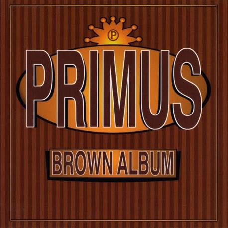 Primus - Brown album 2 Lp Doble Vinilo Reedición 2018 Pre Pedido