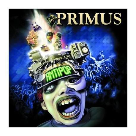 Primus - Antipop 2 Lp Doble Vinilo Reedición 2018 Pre Pedido