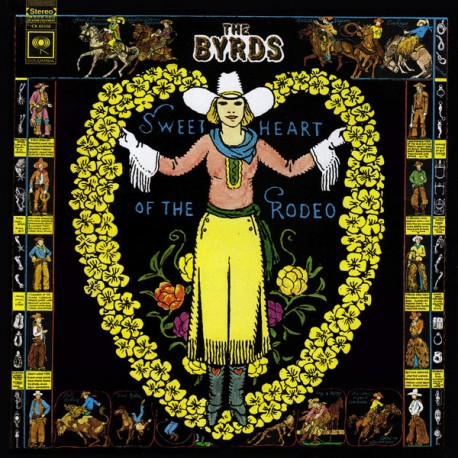 The Byrds - Sweetheart Of The Rodeo 4 Lp Cuádruple Vinilo RSD Black Friday 2018 Pre Pedido