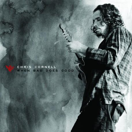 """Chris Cornell - When Bad Does Good/Stargazer (Live) Single 7"""" Red Vinyl Black Friday (RSD 2018)"""