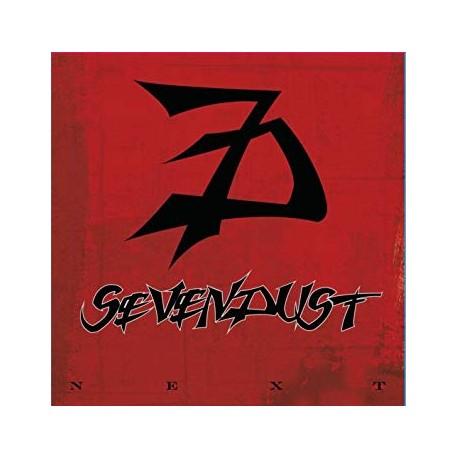 Sevendust - Next Lp Vinilo De Color Edición Limitada Backorder