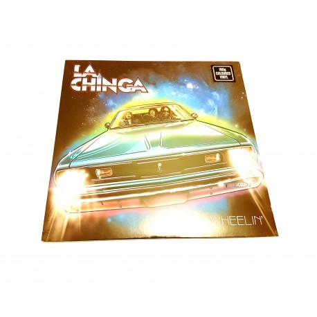 La Chinga - Freewheelin' Lp Vinilo De Color Limitado