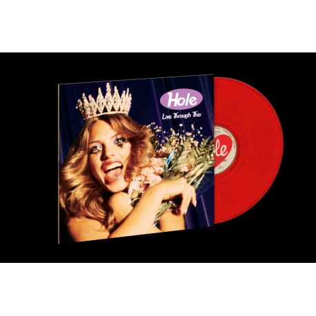 Hole - Live Through This Lp Vinilo Rojo De 180 Gramos Reedición Universal Music Pre Pedido