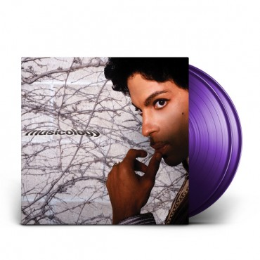 Prince - Musicology 2 Lp Double Lp Purple Vinyl Lenticular Sleeve Limited Edition